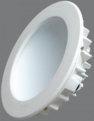 Встраиваемый светильник Elvan VLS-700R-12W-WH