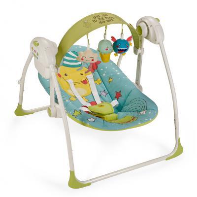 Кресло-качели Happy Baby Jolly (blue)