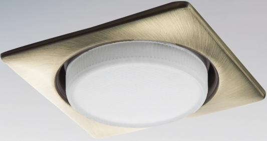 Встраиваемый светильник Lightstar Tablet 212121 lightstar встраиваемый светильник lightstar tablet qua 212121
