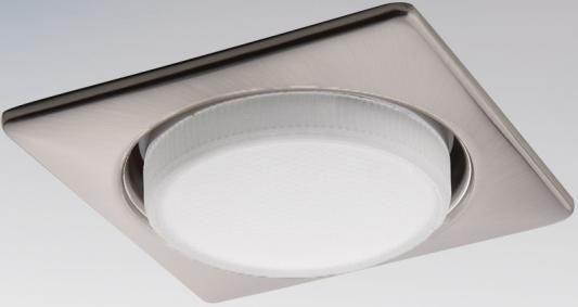 Встраиваемый светильник Lightstar Tablet 212125 lightstar встраиваемый светильник lightstar tablet qua 212125