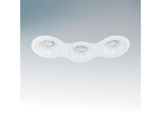 Встраиваемый светильник Lightstar Cardano 111 214630