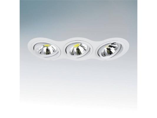 Встраиваемый светильник Lightstar Intero 111 214336