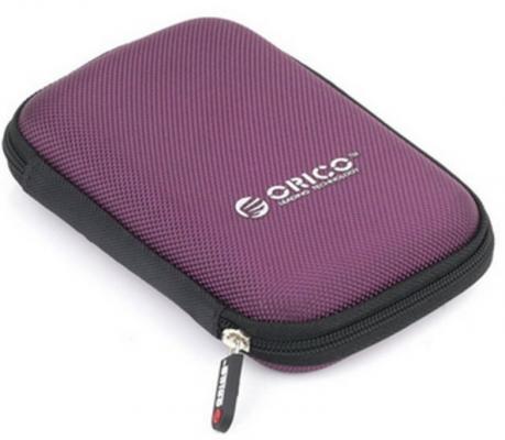 Чехол для HDD 2.5 Orico PHD-25-PU фиолетовый корпус для hdd orico 9528u3 2 3 5 ii iii hdd hd 20 usb3 0 5