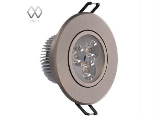 Встраиваемый светильник MW-Light Круз 637012103