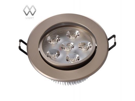 Встраиваемый светильник MW-Light Круз 637013006