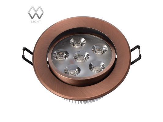 Встраиваемый светильник MW-Light Круз 637013206 стоимость