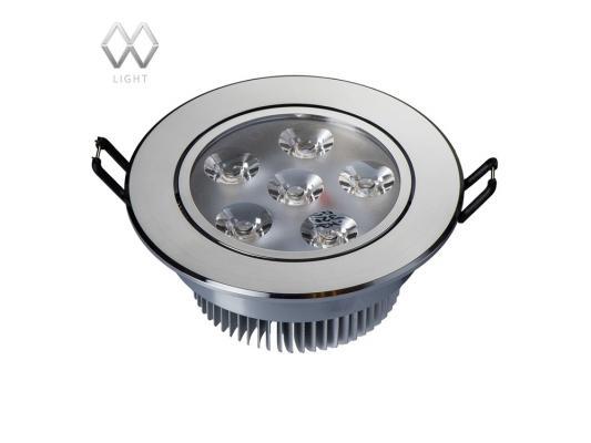 Встраиваемый светильник MW-Light Круз 637013606
