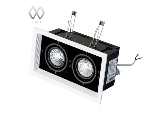 Встраиваемый светильник MW-Light Круз 637014002