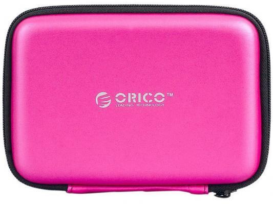 "Чехол для HDD 2.5"" Orico PHB-25-PK розовый orico phx 35 чехол для hdd 3 5 grey"