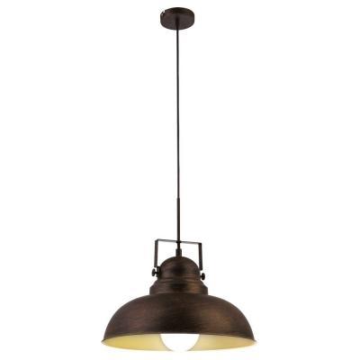 Подвесной светильник Arte Lamp Martin A5213SP-1BR подвесной светильник arte lamp martin a5213sp 1br