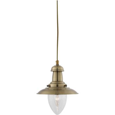 Подвесной светильник Arte Lamp Fisherman A5518SP-1AB подвесной светильник artelamp fisherman a5518sp 1ab