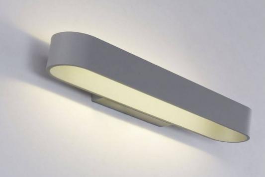 Настенный светильник Crystal Lux CLT 511W425 GR настенный светильник crystal lux clt 511w425 wh
