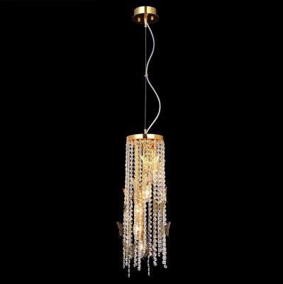 Купить Настенный светильник Crystal Lux Bloom SP5 Gold