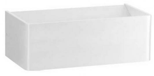 Настенный светильник Crystal Lux CLT 010W200 WH настенное бра crystal lux clt 011 clt 010w200 wh