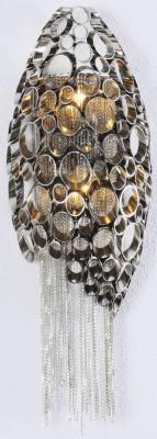 Настенный светильник Crystal Lux Fashion AP2 настенный светильник crystal lux fashion ap2