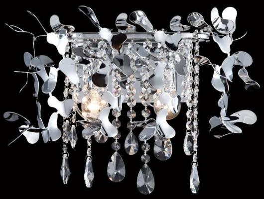 Настенный светильник Crystal Lux Romeo AP2 Chrome настенный светильник crystal lux romeo ap2 gold