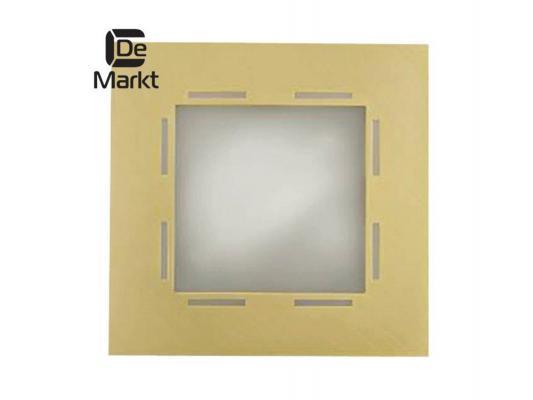 Настенный светильник De Markt Кредо 507020901