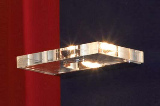 Настенный светильник Lussole Diamante LSC-5301-01 настенный светильник lussole diamante lsc 5301 01