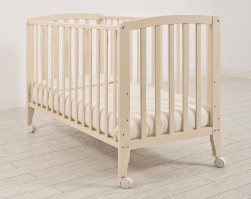 Кроватка Angela Bella Бьянка (слоновая кость)