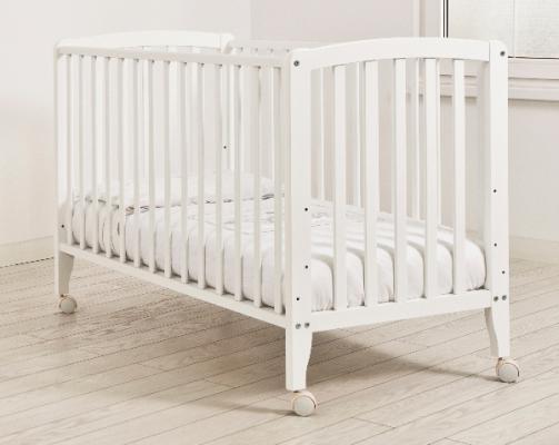 Кроватка Angela Bella Бьянка (белая)