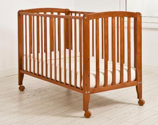 Кроватка Angela Bella Бьянка (вишня)