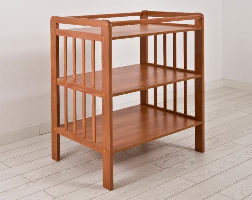 Стол для пеленания Angela Bella Вито (вишня)
