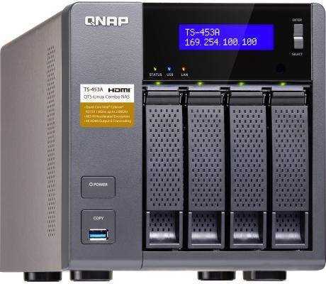 Сетевое хранилище QNAP TS-453A-8G