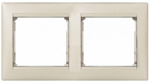 Рамка Legrand Valena 2 поста жемчужный 770472 блок проявки kyocera dv 896y для fs c8020mfp c8025mfp