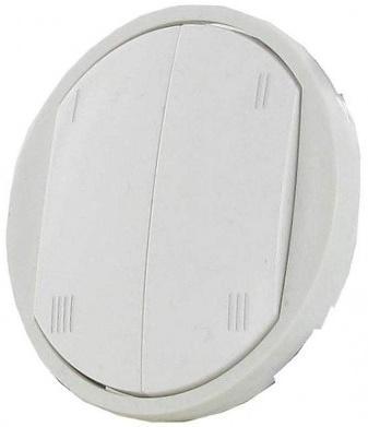 Лицевая панель Legrand Celiane для выключателя сценариев Zigbee белый 68170