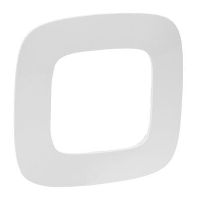 Рамка Legrand Valena Allure 1 пост белый 754301