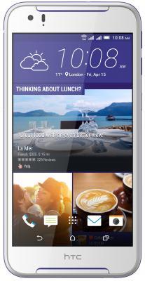 """Смартфон HTC Desire 830 Dual кобальт белый 5.5"""" 32 Гб LTE Wi-Fi GPS"""