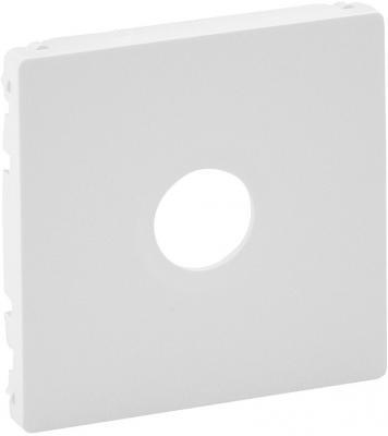 Лицевая панель Legrand Valena Life для розеток ТВ белый 754760