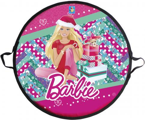 Ледянка 1toy Barbie Т58482 разноцветный рисунок ледянка 1 toy cut the rope