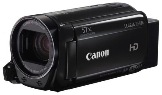 Цифровая видеокамера Canon LEGRIA HF R76 черный