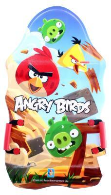 Ледянка 1Toy Angry Birds рисунок пластик Т56333 деревянная игра angry birds 1toy