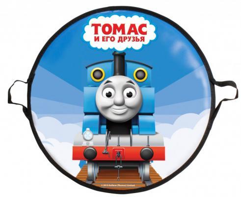 Ледянка 1toy Томас и его друзья Т58481 до 80 кг разноцветный рисунок