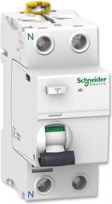 Выключатель дифференциального тока Schneider Electric iID 2П 40A 30мА AC A9R41240
