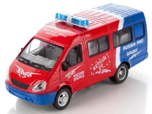 Интерактивная игрушка Play Smart 3221 спорт от 3 лет сине-красный 6721