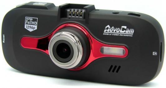 Видеорегистратор AdvoCam FD8-RED II advocam fd8 red ii автомобильный видеорегистратор black red