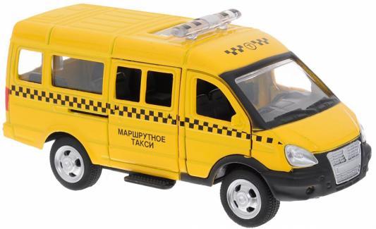 Интерактивная игрушка Play Smart 3221 такси от 3 лет жёлтый 6721 интерактивная игрушка play smart газель фургон доставка от 3 лет жёлтый 6721