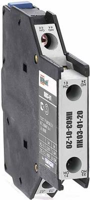 Приставка контактная боковая Schneider Electric ПК03-01-20 24109DEK