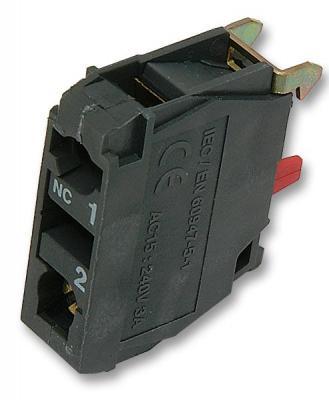 Блок контактный Schneider Electric ZBE102 системный блок