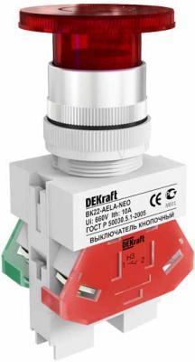 Выключатель кнопочный Schneider Electric ВК22-AELA-RED-NEO 25030DEK  стальная рулетка neo 67 173