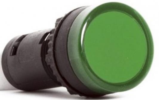 Индикатор Legrand 230В моноблочный со светодиодом зеленый 24142