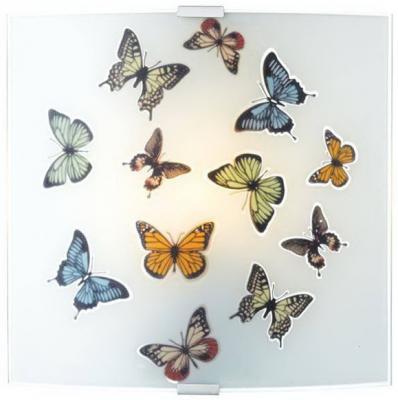 Настенный светильник Markslojd Butterfly 105435 светильник markslojd butterfly ml 105435