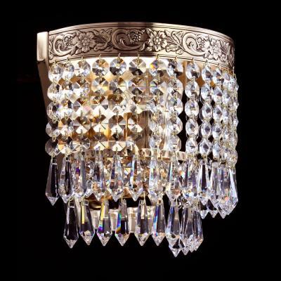 все цены на Настенный светильник Maytoni Palace A890-WB1-G онлайн