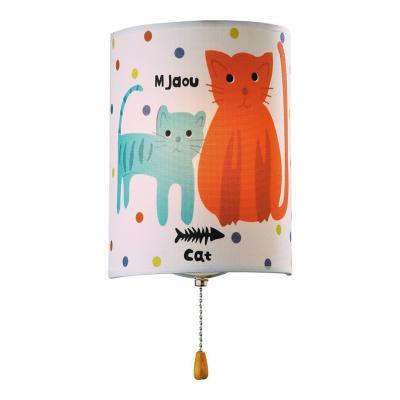 Настенный светильник Odeon Cats 2279/1W настенный светильник odeon light cats 2279 1w