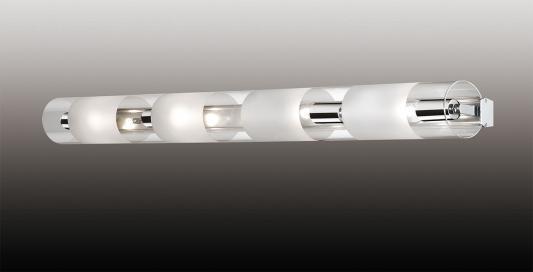 Настенный светильник Odeon Lemo 2743/4W настенный светильник odeon light lemo 2743 3w