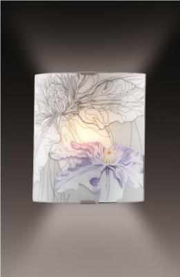 Настенный светильник Sonex Iris 1230/A накладной светильник sonex iris 1230