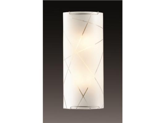 Настенный светильник Sonex Vasto 2244 sonex 3144 sn14 073 vasto chrome white